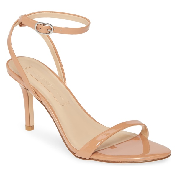 イマジン ヴィンス カムート レディース サンダル シューズ Imagine by Vince Camuto Rayan Ankle Strap Sandal (Women) Amber Leather