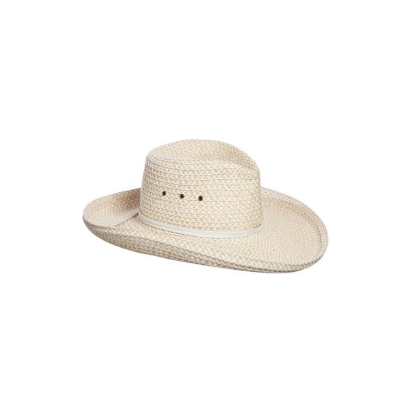 エリックジャヴィッツ レディース アクセサリー 帽子 White Mix 全商品無料サイズ交換 エリックジャヴィッツ レディース 帽子 アクセサリー Eric Javits Squishee Western Hat White Mix
