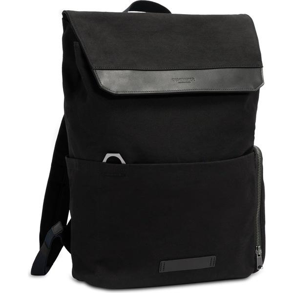 ティムブックツー メンズ バックパック・リュックサック バッグ Timbuk2 Foundry Backpack Jet Black