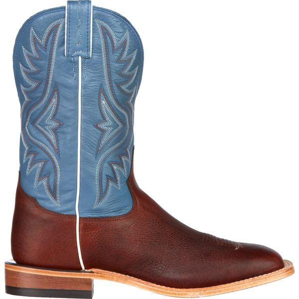 高価値 Tony Lama メンズ シューズ ブーツ レインブーツ Brown 全商品無料サイズ交換 Americana トニーラマ Boots Pecan Western 再入荷 予約販売 Bison Men's