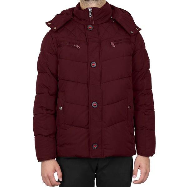 <title>お買い得 ギャラクシーバイハルビック メンズ アウター ジャケット ブルゾン Red 全商品無料サイズ交換 Men's Heavyweight Puffer Jacket</title>
