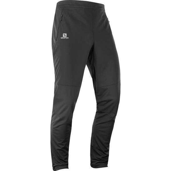 サロモン メンズ カジュアルパンツ ボトムス RS Soft Shell Pants - Men's Black