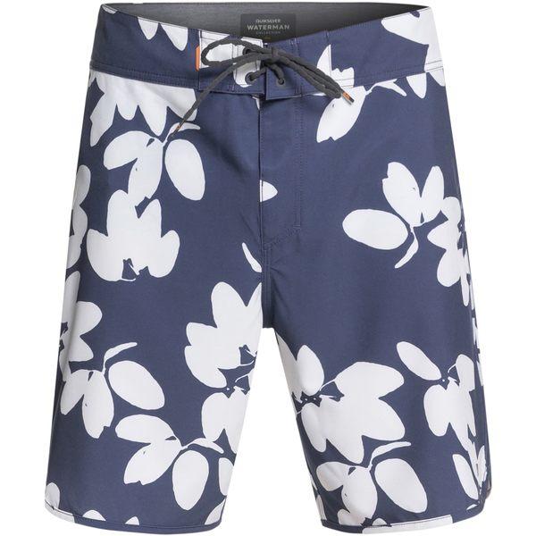 クイックシルバー ウォーター マン メンズ ハーフ&ショーツ ボトムス Odysea Board Shorts - Men's Blue Indigo