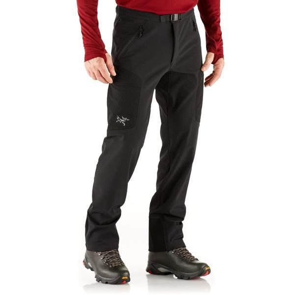 アークテリクス メンズ カジュアルパンツ ボトムス Gamma MX Pants - Men's Black