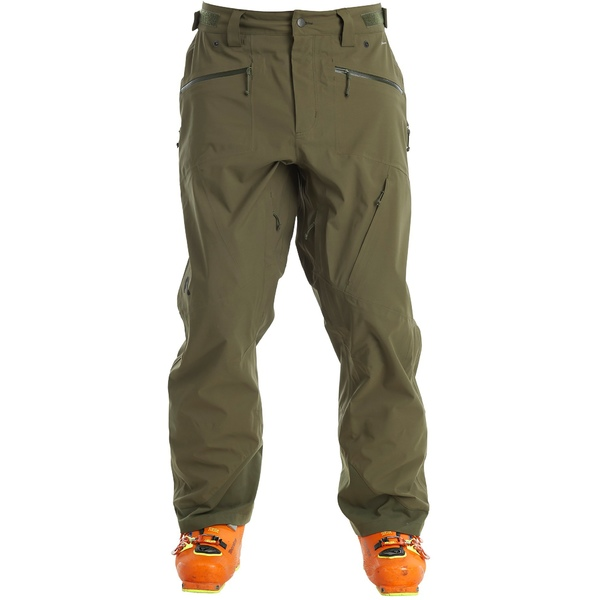 フライロー メンズ スキー スポーツ Magnum 2.1 Snow Pants - Men's Seaweed