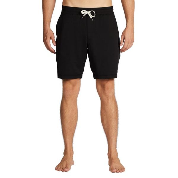 ビュオーリ メンズ ハーフ&ショーツ ボトムス Ponto Shorts - Men's Black