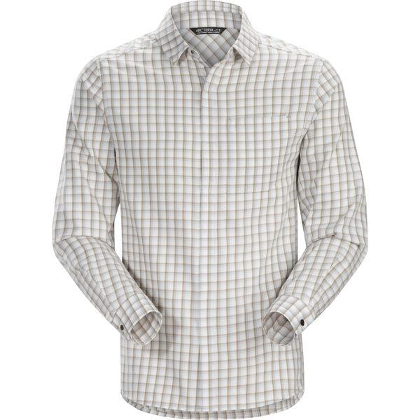 アークテリクス メンズ シャツ トップス Bernal Shirt - Men's Fractal