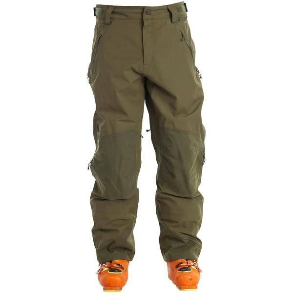 フライロー メンズ スキー スポーツ Chemical Snow Pants - Men's Seaweed