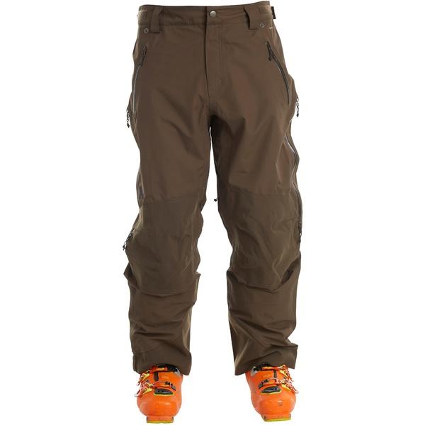 フライロー メンズ スキー スポーツ Chemical Snow Pants - Men's Fernet