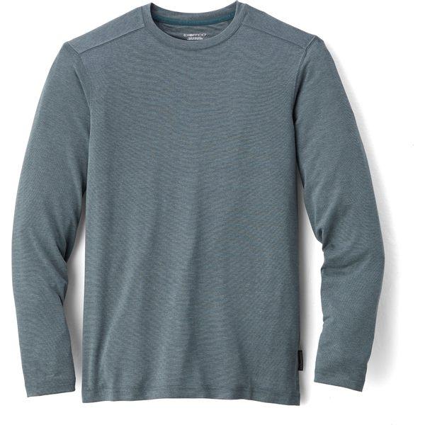 エクスオフィシオ メンズ シャツ トップス Fraser Crew Shirt - Men's Adriatic Heather