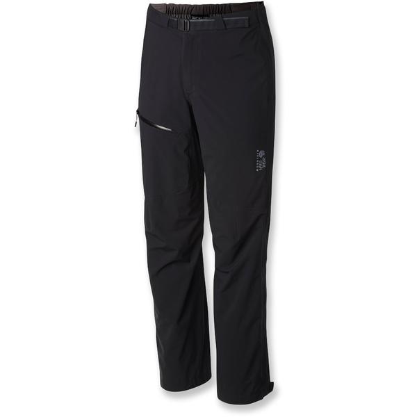 マウンテンハードウェア メンズ カジュアルパンツ ボトムス Stretch Ozonic Rain Pants - Men's 34