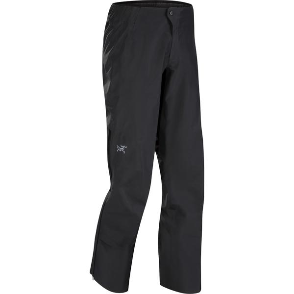 アークテリクス メンズ カジュアルパンツ ボトムス Zeta SL Rain Pants - Men's Tall Sizes Black