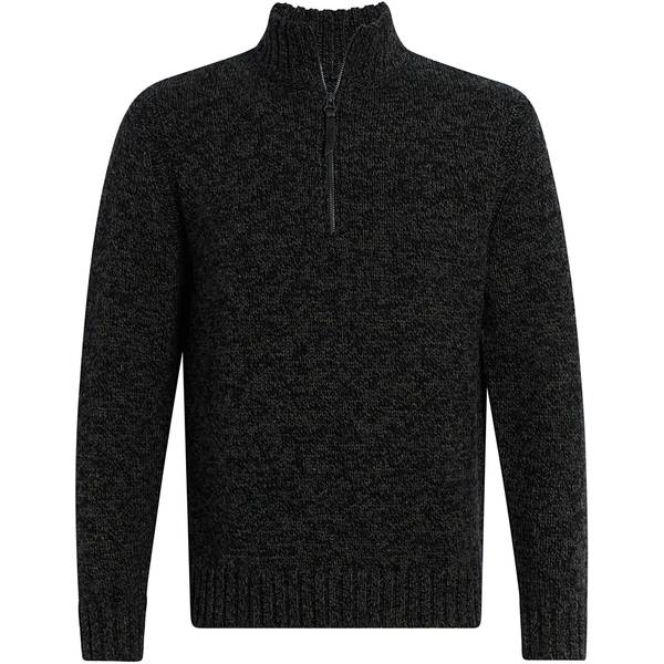 ウール リッチ メンズ ニット&セーター アウター Eco Rich Woodward Half-Zip Sweater - Men's Asphalt Mix