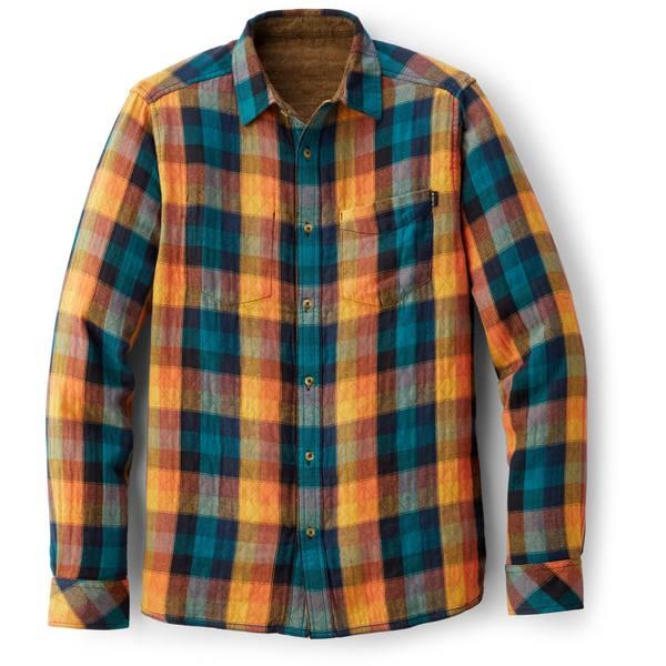 カブー メンズ シャツ トップス Stanwood Reversible Shirt - Men's Sunset