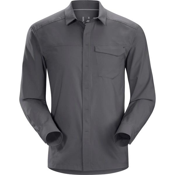アークテリクス メンズ シャツ トップス Skyline Long-Sleeve Shirt - Men's Pilot