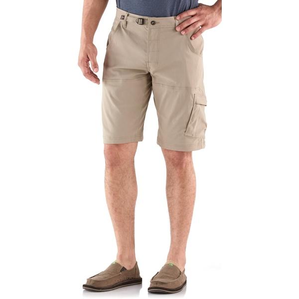 プラーナ メンズ ハーフ&ショーツ ボトムス Stretch Zion Shorts - Men's 12