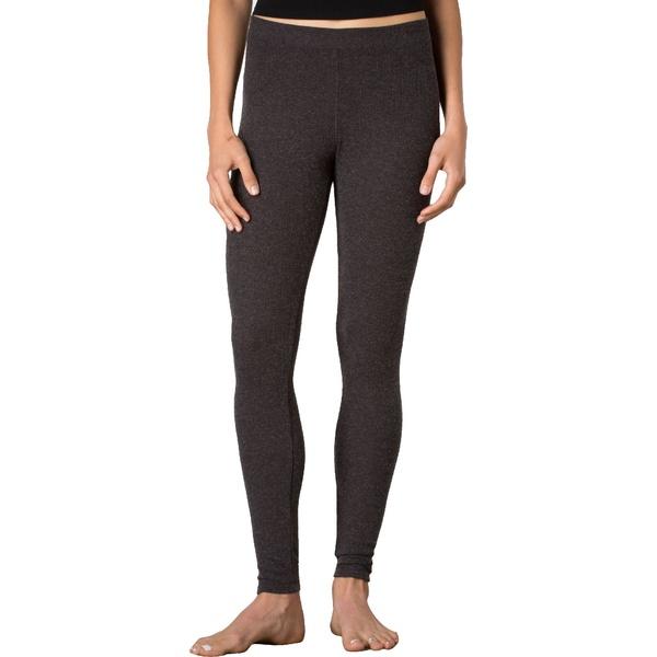 ドード アンドコー レディース レギンス ボトムス Ribbed Leap Leggings - Women's Black