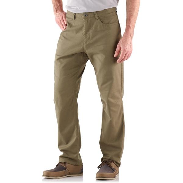 ノースフェイス メンズ カジュアルパンツ ボトムス Relaxed Motion Pants - Men's Burnt Olive Green