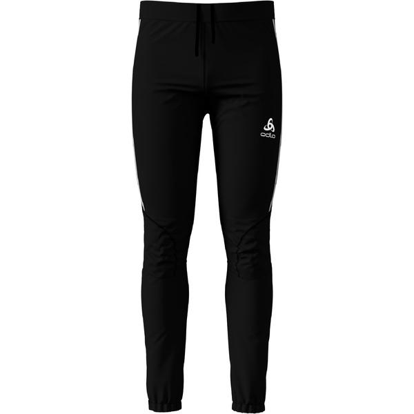 オドロ メンズ スキー スポーツ Aeolus Pro Warm Pants - Men's Black