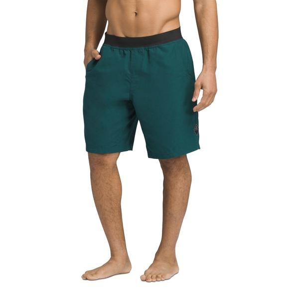 プラーナ メンズ ハーフ&ショーツ ボトムス Mojo Shorts - Men's Highland Green