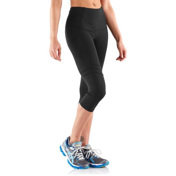 オイセル レディース レギンス ボトムス Pocket Jogger Capris - Women's Black
