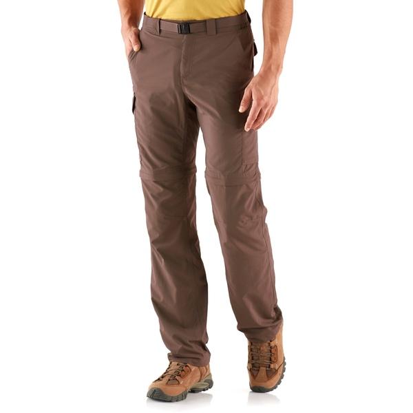 コロンビア メンズ カジュアルパンツ ボトムス Silver Ridge Convertible Pants - Men's 32