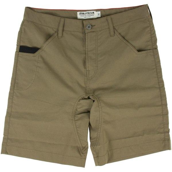 アイアンアンドレジン メンズ ハーフ&ショーツ ボトムス Nomad Shorts - Men's Military