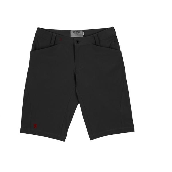 クローム メンズ ハーフ&ショーツ ボトムス Union Bike Shorts 2.0 - Men's Black