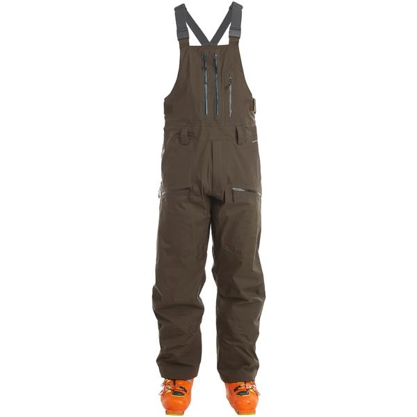 フライロー メンズ スキー スポーツ Smythe Bib Snow Pants - Men's Fernet