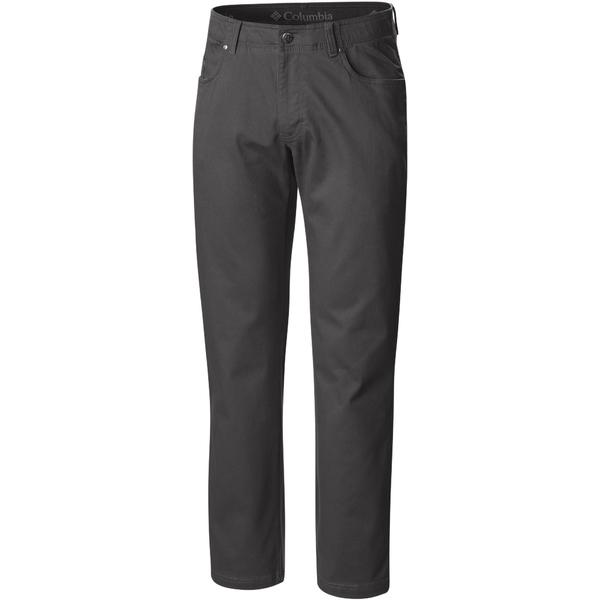 コロンビア メンズ カジュアルパンツ ボトムス Pilot Peak Pants - Men's Extended Sizes Grill