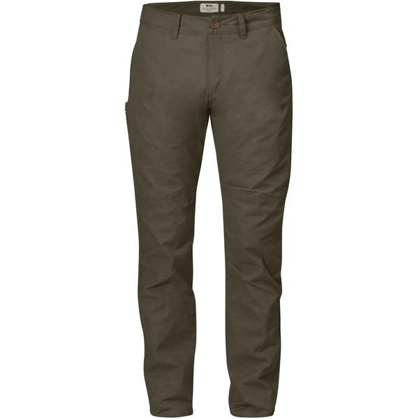 フェールラーベン メンズ カジュアルパンツ ボトムス Sormland Tapered Trousers - Men's Tarmac