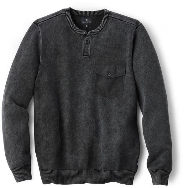ロアークリバイバル メンズ ニット&セーター アウター Scout Sweater - Men's Black