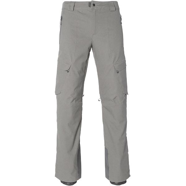 シックスエイトシックス メンズ スキー スポーツ Quantum Thermagraph Snow Pants - Men's Charcoal Melange