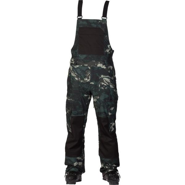 アルマダ メンズ スキー スポーツ Vision Bib Pants - Men's Sediment