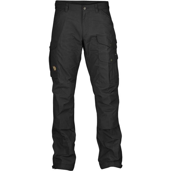フェールラーベン メンズ カジュアルパンツ ボトムス Vidda Pro Trousers - Men's Long Black/Black