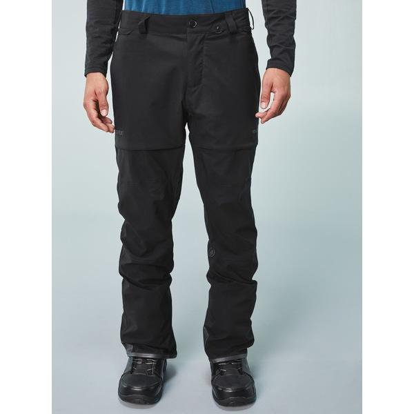 ボルコム メンズ カジュアルパンツ ボトムス Stretch GTX Snow Pants - Men's Black