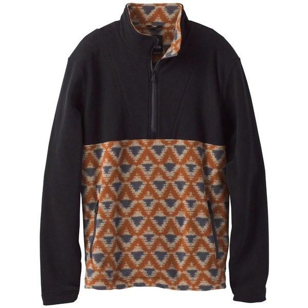 プラーナ メンズ ニット&セーター アウター Arnu Quarter-Zip Sweater - Men's Khaki