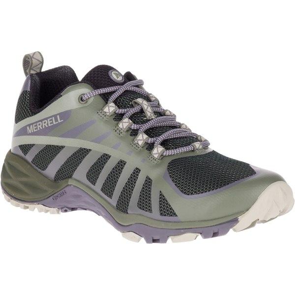 メレル レディース ハイキング スポーツ Siren Edge Q2 Low Hiking Shoes - Women's Vertiver/Shark
