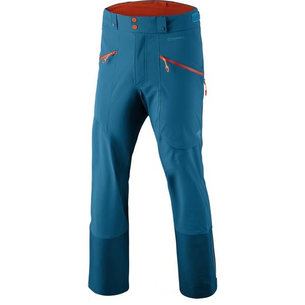 ダイナフィット メンズ スキー スポーツ Beast Hybrid Pants - Men's Poseidon