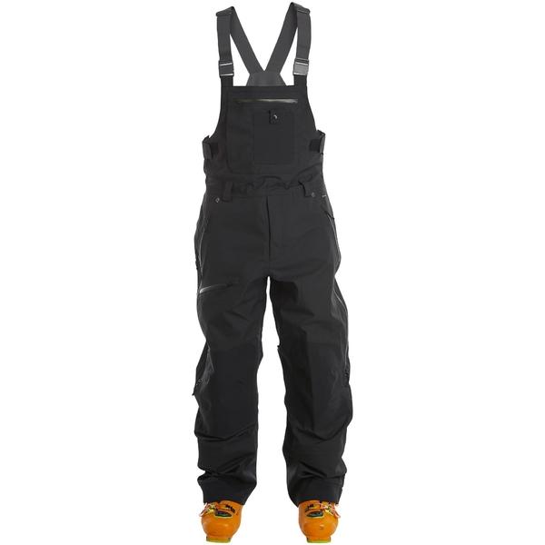 フライロー メンズ スキー スポーツ Baker Bib Snow Pants - Men's Black