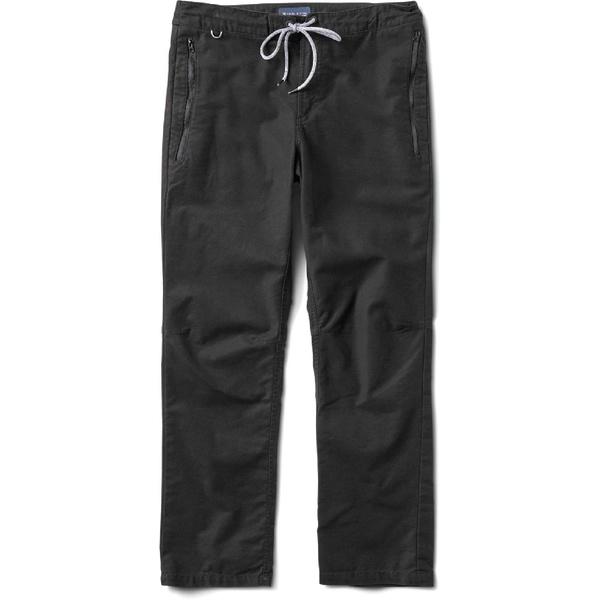 ロアークリバイバル メンズ カジュアルパンツ ボトムス Layover Pants - Men's Black