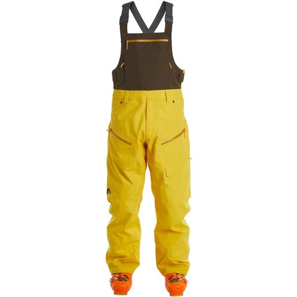 フライロー メンズ スキー スポーツ Firebird Bib Snow Pants - Men's Crookneck/Fernet