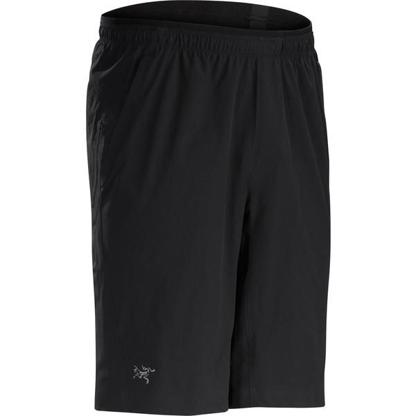 アークテリクス メンズ ハーフ&ショーツ ボトムス Aptin Shorts - Men's Black