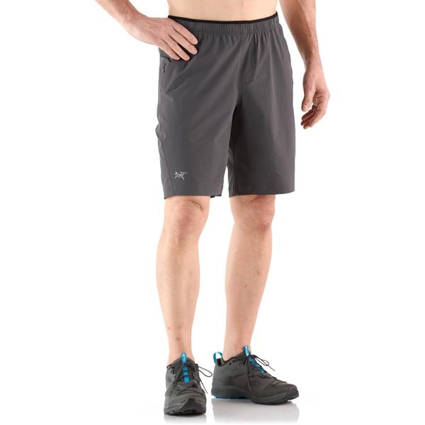 アークテリクス メンズ ハーフ&ショーツ ボトムス Aptin Shorts - Men's Janus
