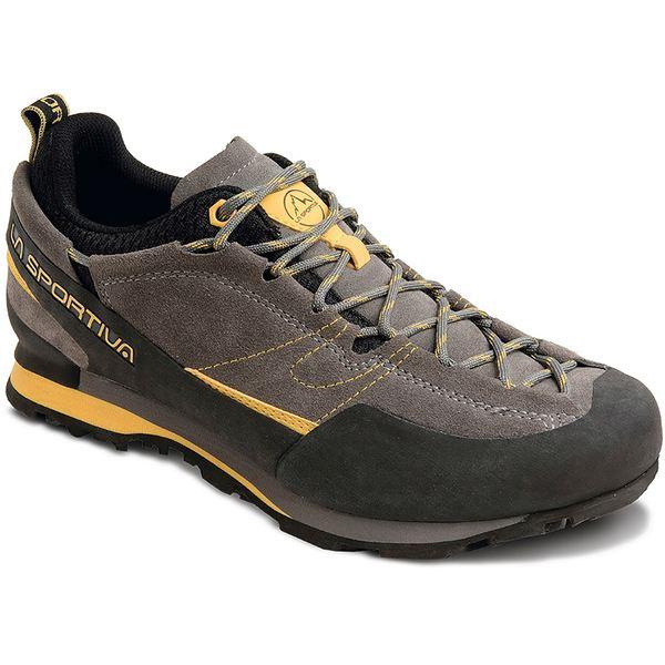 ラスポルティバ メンズ ハイキング スポーツ Boulder X Approach Shoes - Men's Grey/Yellow