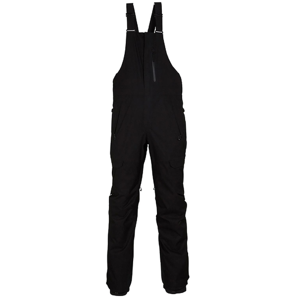シックスエイトシックス メンズ スキー スポーツ Satellite Bib Pants - Men's Black Twill