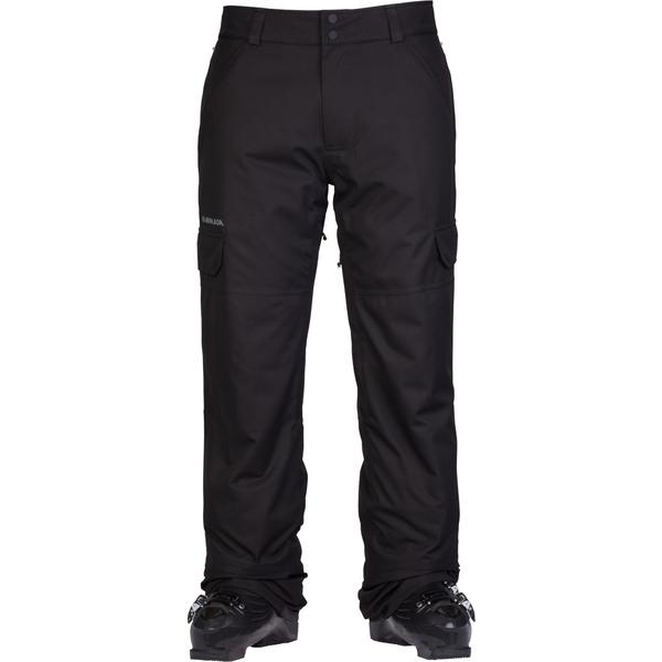アルマダ メンズ スキー スポーツ Union Insulated Snow Pants - Men's Black