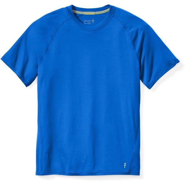 スマートウール メンズ Tシャツ トップス Merino 150 Base Layer T-Shirt - Men's Bright Blue