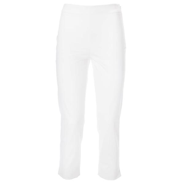 モスキーノ レディース カジュアルパンツ Moschino ボトムス Moschino Cropped Pants Track Pants レディース White, 松井オートサービス:4768f756 --- officewill.xsrv.jp