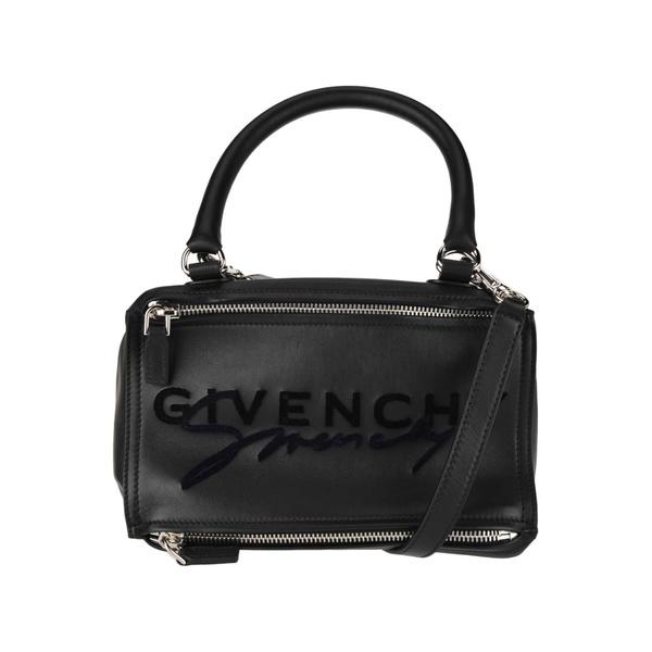 ジバンシー レディース ショルダーバッグ バッグ Givenchy Small Pandora Bag BLACK